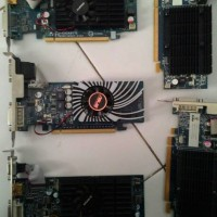 PCI X 512MB 64Bit DDR3/DDR2
