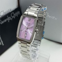 Alexander Cristie 2455 Silver Pink Dia