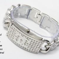 Chanel Buka Tutup A435 Silver