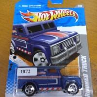 Hotwheels Hot Wheels Armored Truck Blue