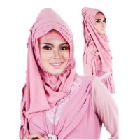 Jilbab Instant Giardino 535