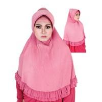 Jilbab Bergo Pinky Giardino 537