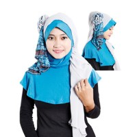 Jilbab Instant Giardino 533