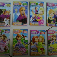 Mainan BP (Barbie Kertas / Paper Dress Up)