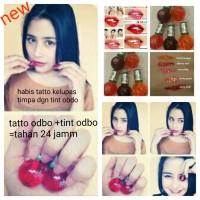 ODBO MINI TATTO ORIGINAL / TATTO BIBIR / obdo tato bibir / lips tatto