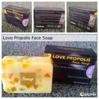 Sabun Propolis Love terbuat dari Propolis
