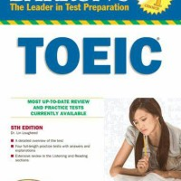 Barron's TOEIC 5th Edition with CD
