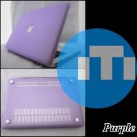 Matte Case PURPLE for MacBook AIR 11/AIR 13/PRO 13/PRO RETINA 13