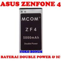 Baterai Asus Zenfone 4 Double Power M COM