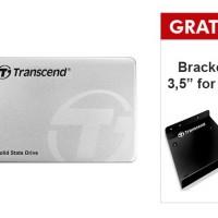 """Transcend SSD SATA III 6Gb / S SSD370 1TB Premium Gratis Bracket 3.5"""""""