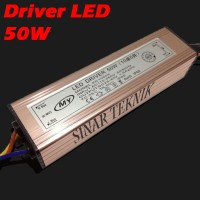 Driver LED 50W AC 220V Waterproof IP65 In 85-265V Power Supply 1500m