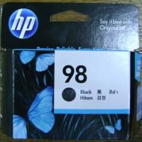 Original Cartridge - HP - HP 98 Black