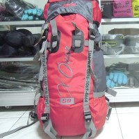 Tas Carrier Redman X-Over 60L include CoverBag