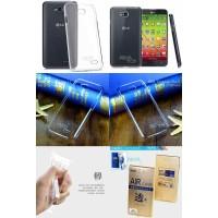 Imak Crystal Clear Hardcase Hard Case 1st Series LG L90 - L90 Dual