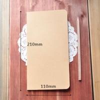 harga Blank Sewn Binding Notebook - Small / Buku Catatan / Notes Unik Tokopedia.com
