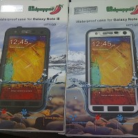 Redpepper waterproof case for samsung note 3
