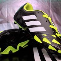 Sepatu Bola Adidas,Adidas Nitrocharge 3 Speed Hitam Hijau