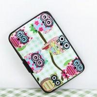 Card Case Owl - OW03