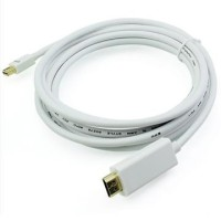Mini Displayport to HDMI Female Cable Adapter 3m