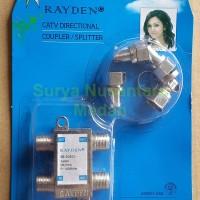 Splitter TV Rayden ( CATV Directional Coupler )