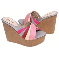 Sandal Wedges Inflico 352 LOL 795