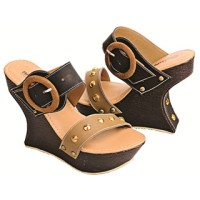Sandal Wedges Inflico 366 LOL 783