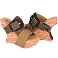Sandal Wedges Inflico 351 LOL 734