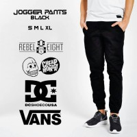 Jogger Pants , Celana Jogger