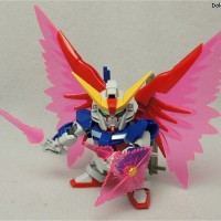 Model Kit - SD Destiny Gundam - Bandai