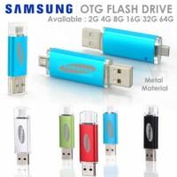 Flash Disk + otg 2 in 1 4GB