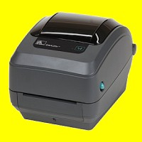 Printer Barcode Zebra GK 420T