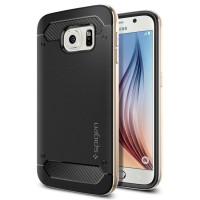 Spigen Galaxy S6 Case Neo Hybrid Metal Champagne Gold SGP11325