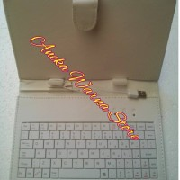 Softcase Keyboard Tab / Tablet 7 inc Putih