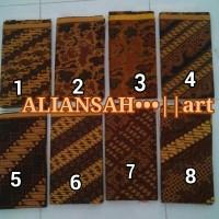 kain batik jawa kuno(motif klasik)