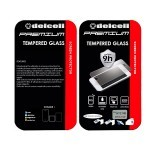 Tempered Glass Premium Htc One M8 By Delcell