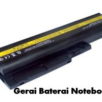 Baterai Laptop LENOVO IBM ThinkPad T60, R60, R60e, SL300, SL400, ORI