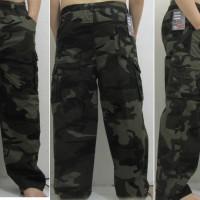 Celana Panjang Jumbo Army Model
