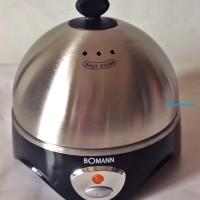Bomann - Egg Boiler / Rebus Telur dan Penghangat Makanan