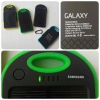 POWER BANK SOLAR SAMSUNG 20000MAH