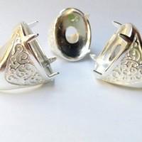paket 1kodi Cangkang / Emban / Ring Perak malaysia