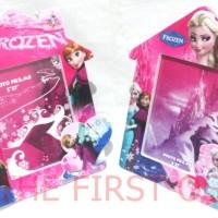 Frame / Bingkai Foto / Photo Frozen Elsa dan Ana (PINK)