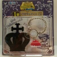 Gantungan Kunci Tas One Piece Girl Collection Lambang Perhona