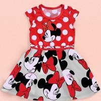 Dress Minnie Polka