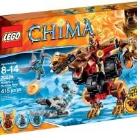 LEGO # 70225 LEGENDS OF CHIMA_Bladvic's Rumble Bear