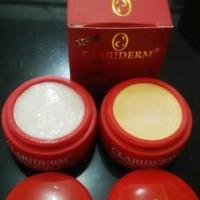 Clariderm cream - (set siang + malam)