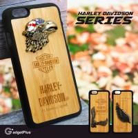 Hardcase Harley Davidson Series Iphone 4, 5, 6, Sa