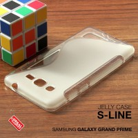 Samsung Galaxy Grand Prime Soft Jelly Silicon Silikon Case Softcase