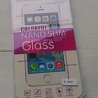 Tempered Glass Lenovo A6000 antigores kaca anti gores screen protector