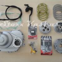 harga Bak Kopling Manual + Rumah Kopling Tdr Jupiter Z New / Vega Zr 115 Cc Tokopedia.com