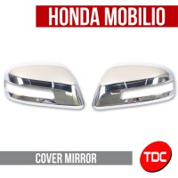 Mirror Cover Honda Mobilio Crome